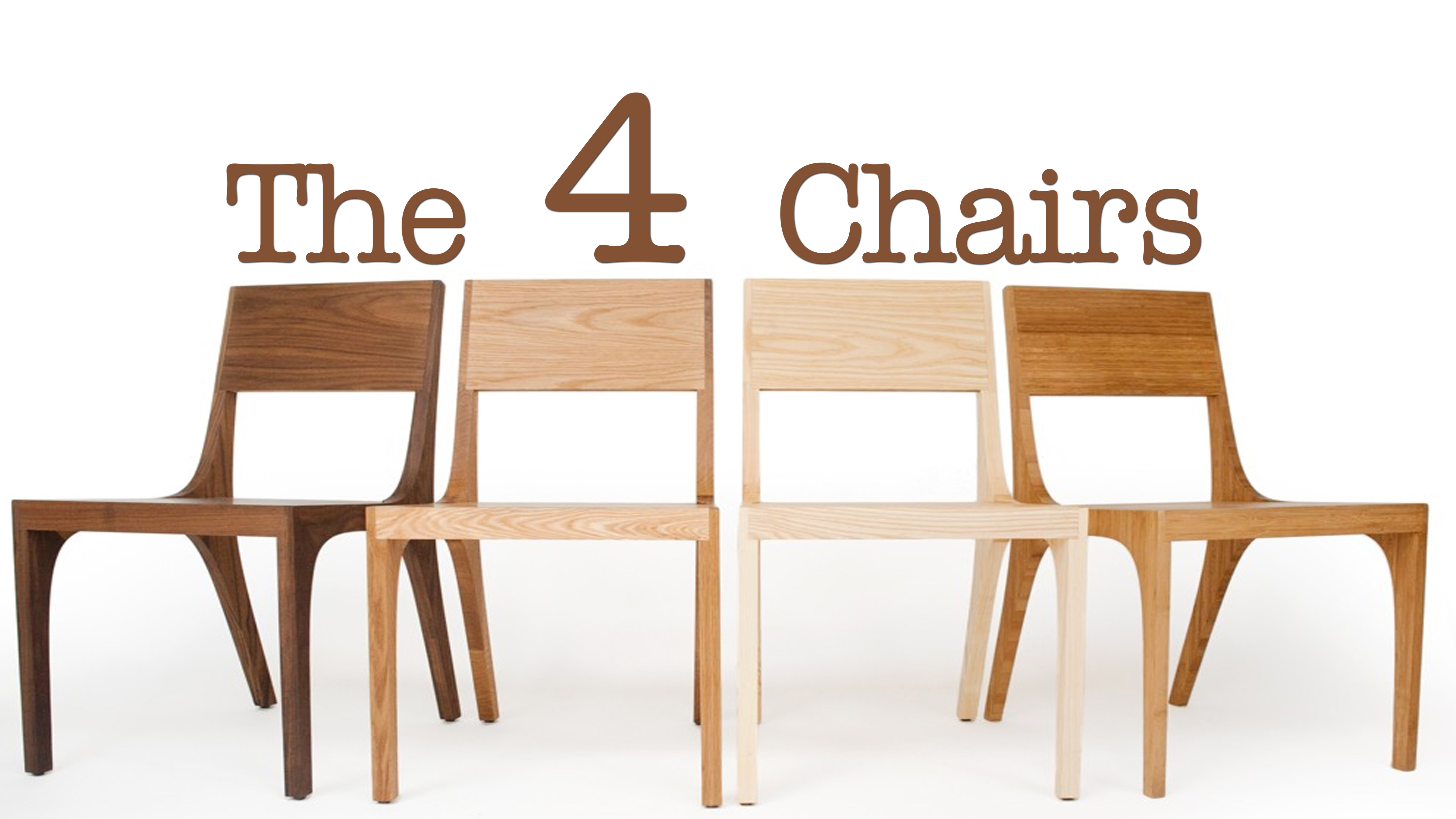 The 4 Chairs Fishers of Men Chair 3 MVA Church of Christ